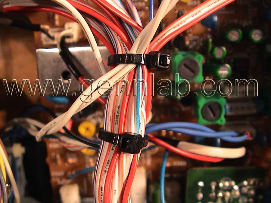 Nakamichi CR4 Top Left wiring 3