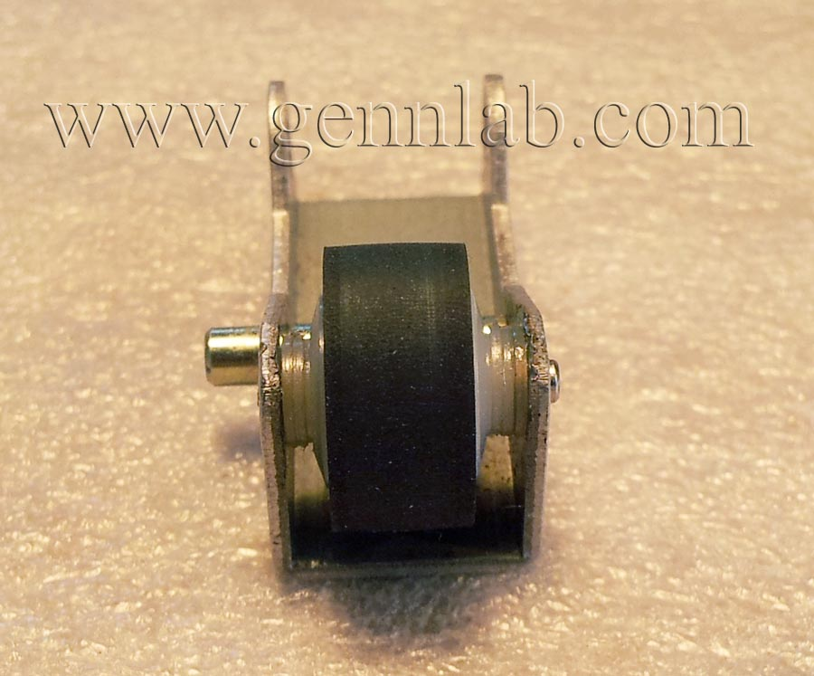 Technics RS-M95 Pinch Roller correct sitting.
