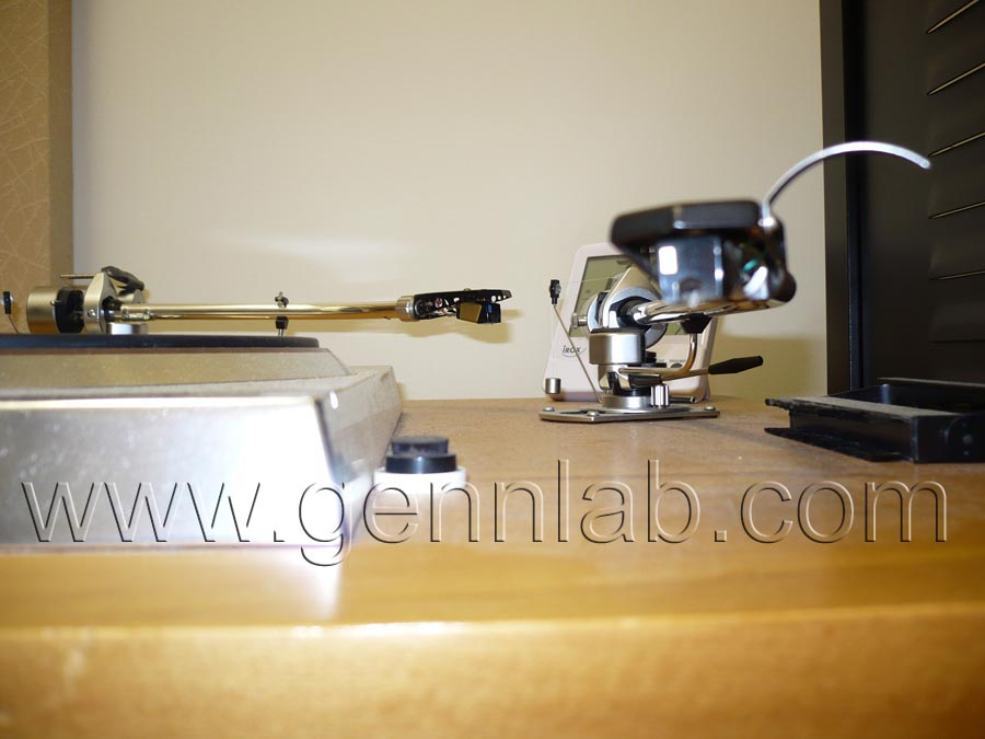 Technics SP10mk3 Tonearms.