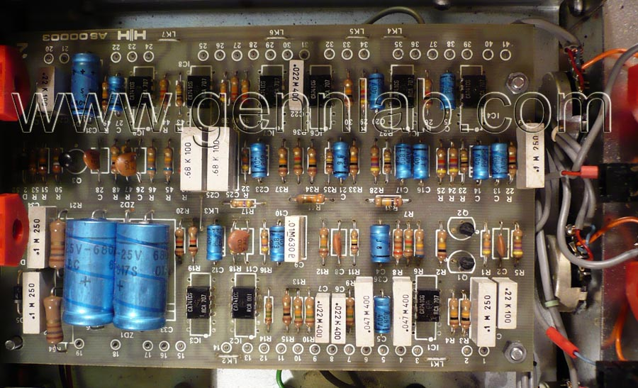 HH Tape Reverb Mix Amp