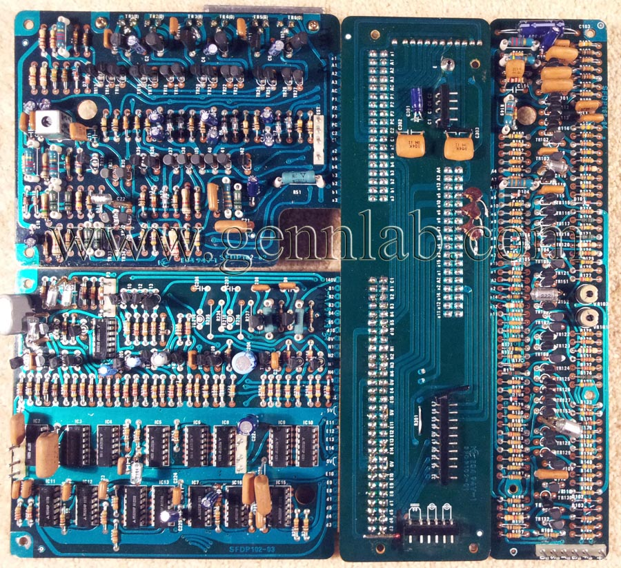 PCB assembly.