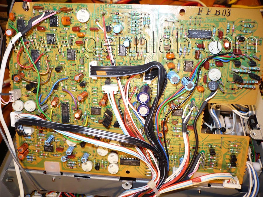 DRAGON Azimuth PCB 2