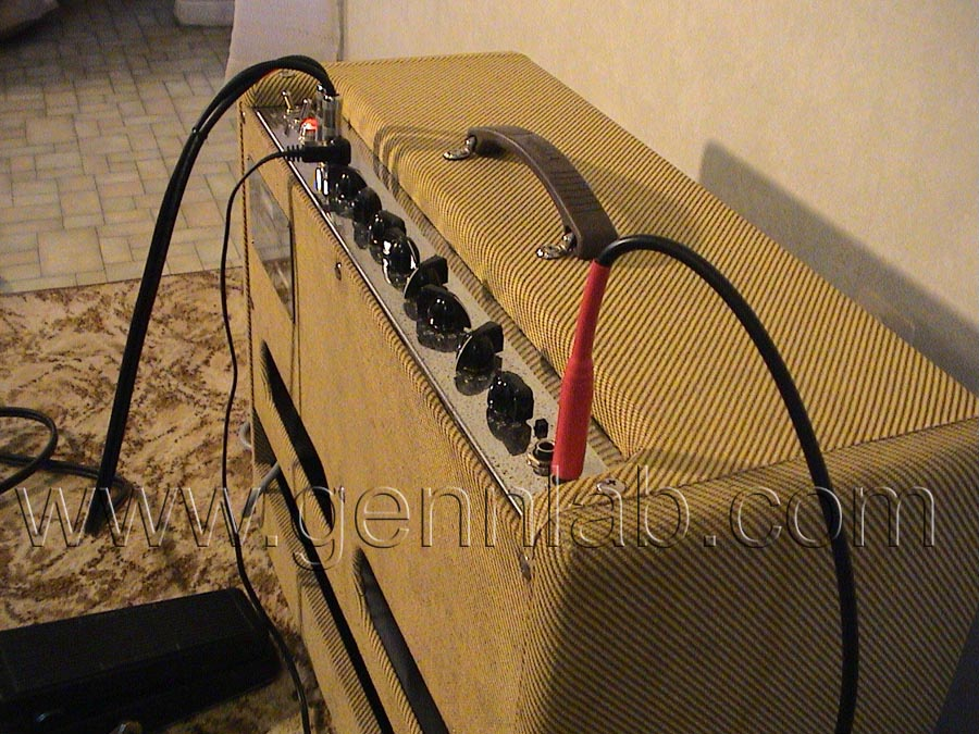 Fender Blues Deluxe Right