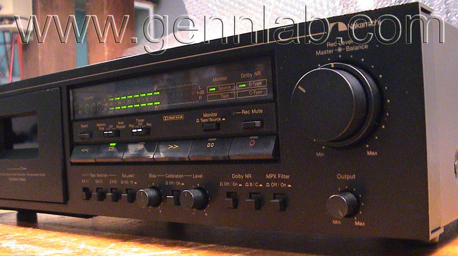 Nakamichi CR4 Front Right