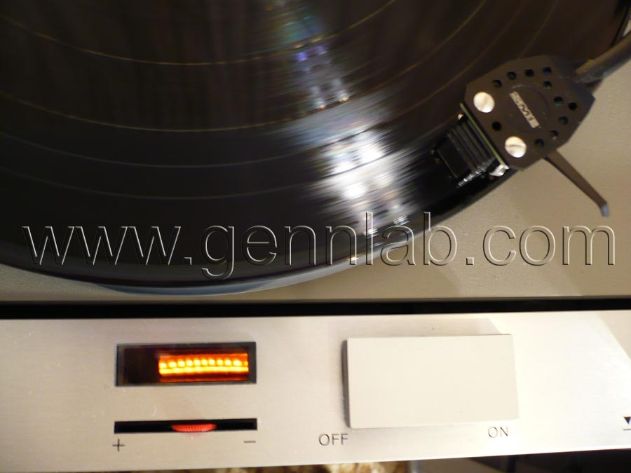 Thorens TD125 MkII Speed Control